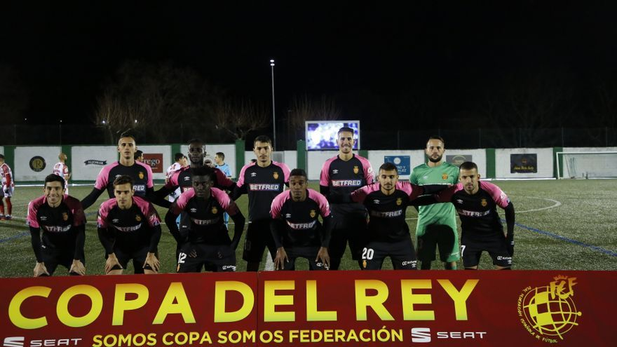 El Fuenlabrada-Mallorca de Copa del Rey se jugará el 6 de enero