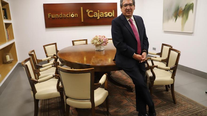 """Antonio Pulido: """"En el sector financiero hay que hacer pedagogía y autocrítica"""""""