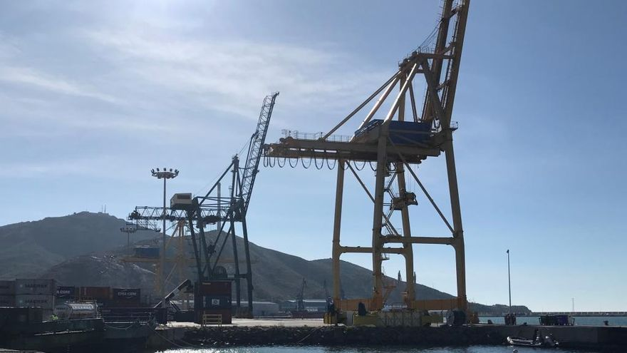 La Autoridad Portuaria de Cartagena agiliza al máximo el pago de proveedores