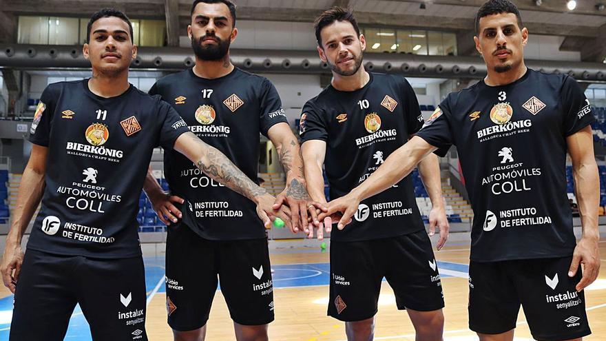 El Palma Futsal quiere ser campeón