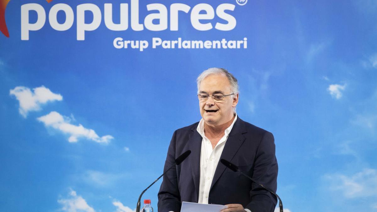 Esteban González Pons presidirá el 13 Congreso del PP de la ciudad de València