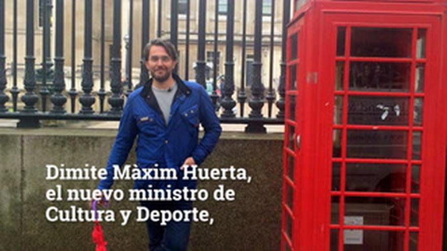 Huerta dimite como ministro por su fraude a Hacienda