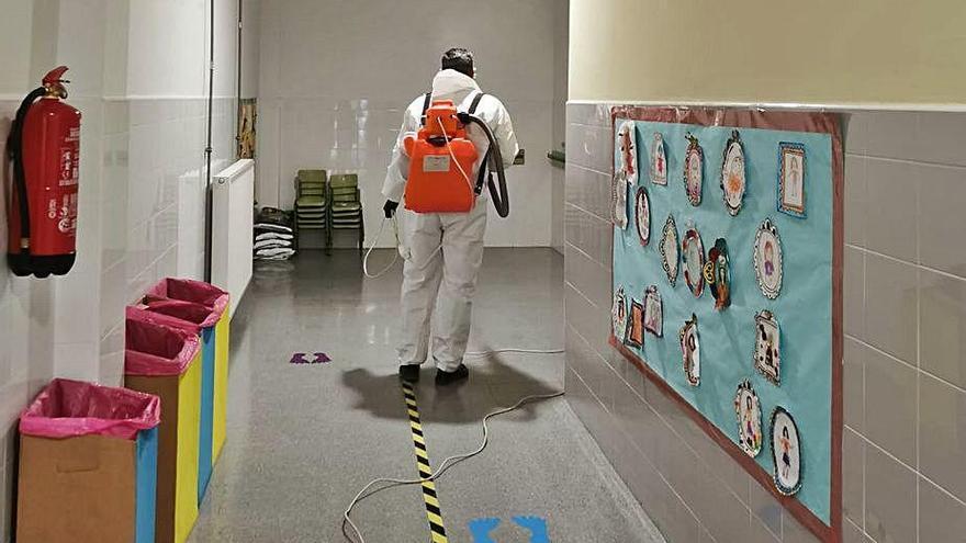 La FAPA pide medidas eficaces para evitar contagios en las aulas