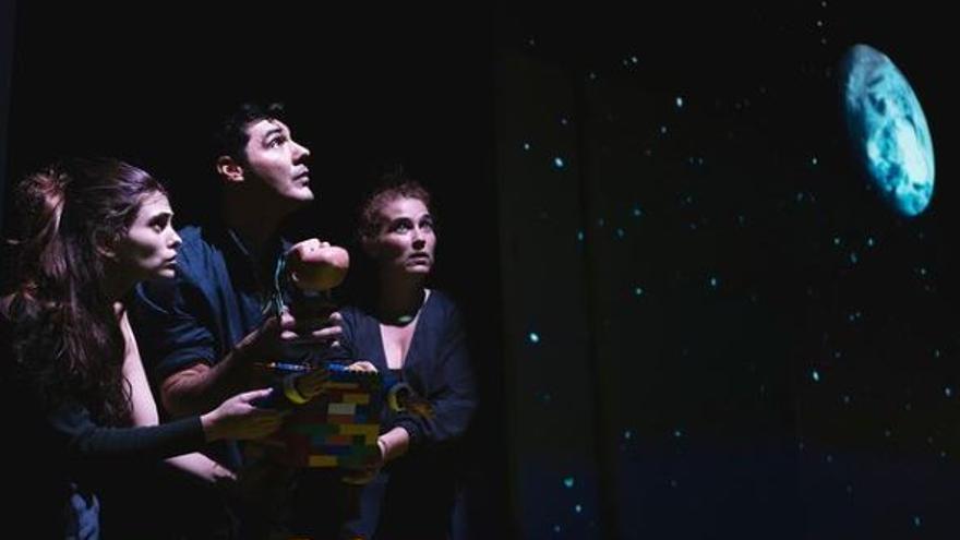 'Les petites coses', una propuesta teatral en clave de humor para todos los públicos
