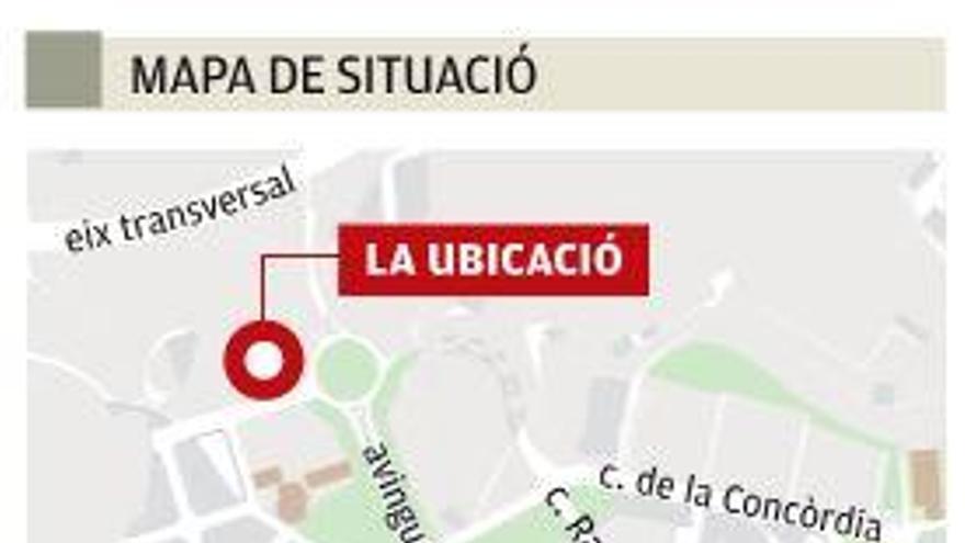 Manresa suma un nou pàrquing dissuasiu a l'avinguda Universitària