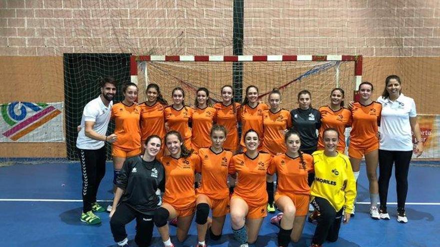 Doblete de las selecciones cadetes en el campeonato andaluz