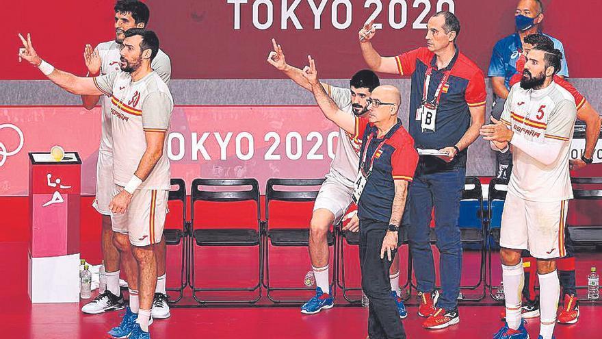 L'Espanya de Jordi Ribera cau contra Dinamarca i lluitarà pel bronze
