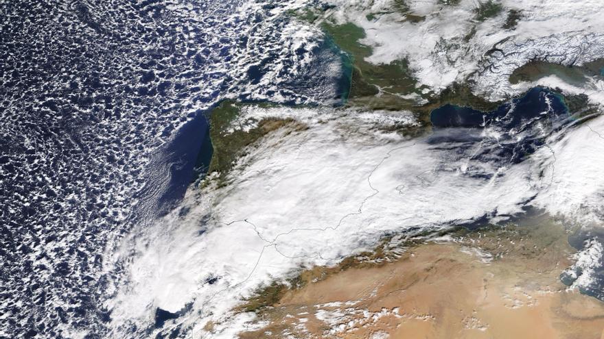 ¡Alerta meteorológica! Los expertos no descartan otra 'Filomena' este invierno