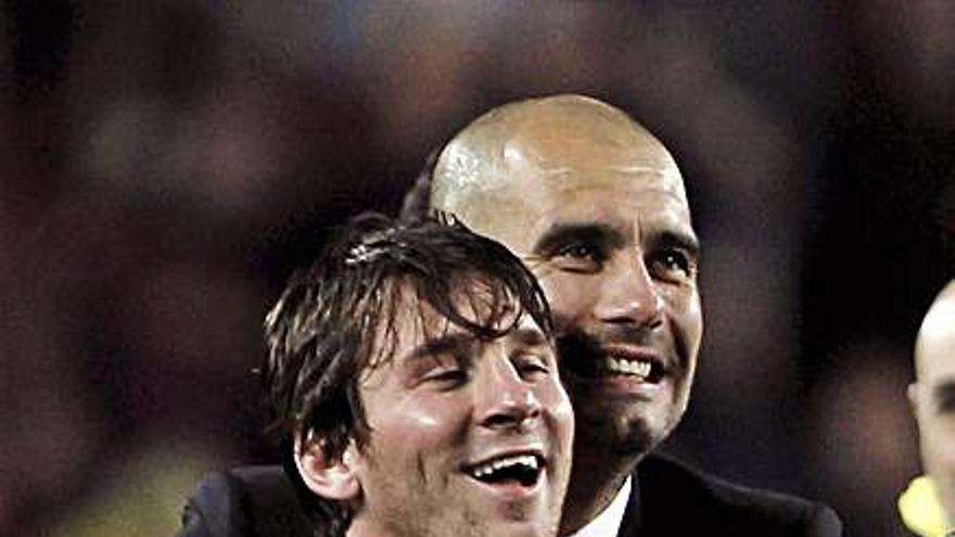 El PSG tienta a Messi pero el argentino quiere ir a Manchester
