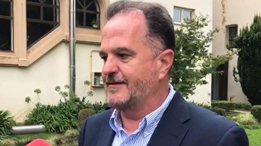 Carlos Iturgaiz, elegido presidente del PP del País Vasco 16 años después