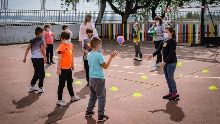Las 800 y Los Colorines luchan en clase contra la obesidad infantil