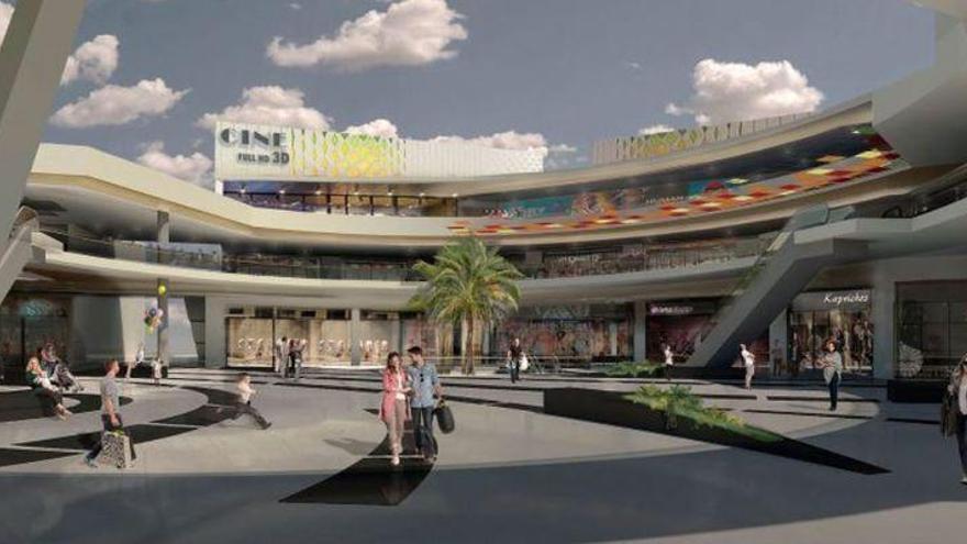 Un supermercado, electrónica y óptica negocian abrir en Estepark