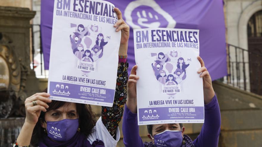 El Gobierno de Asturias, sin acto institucional por el 8M, pone el acento en la innovación