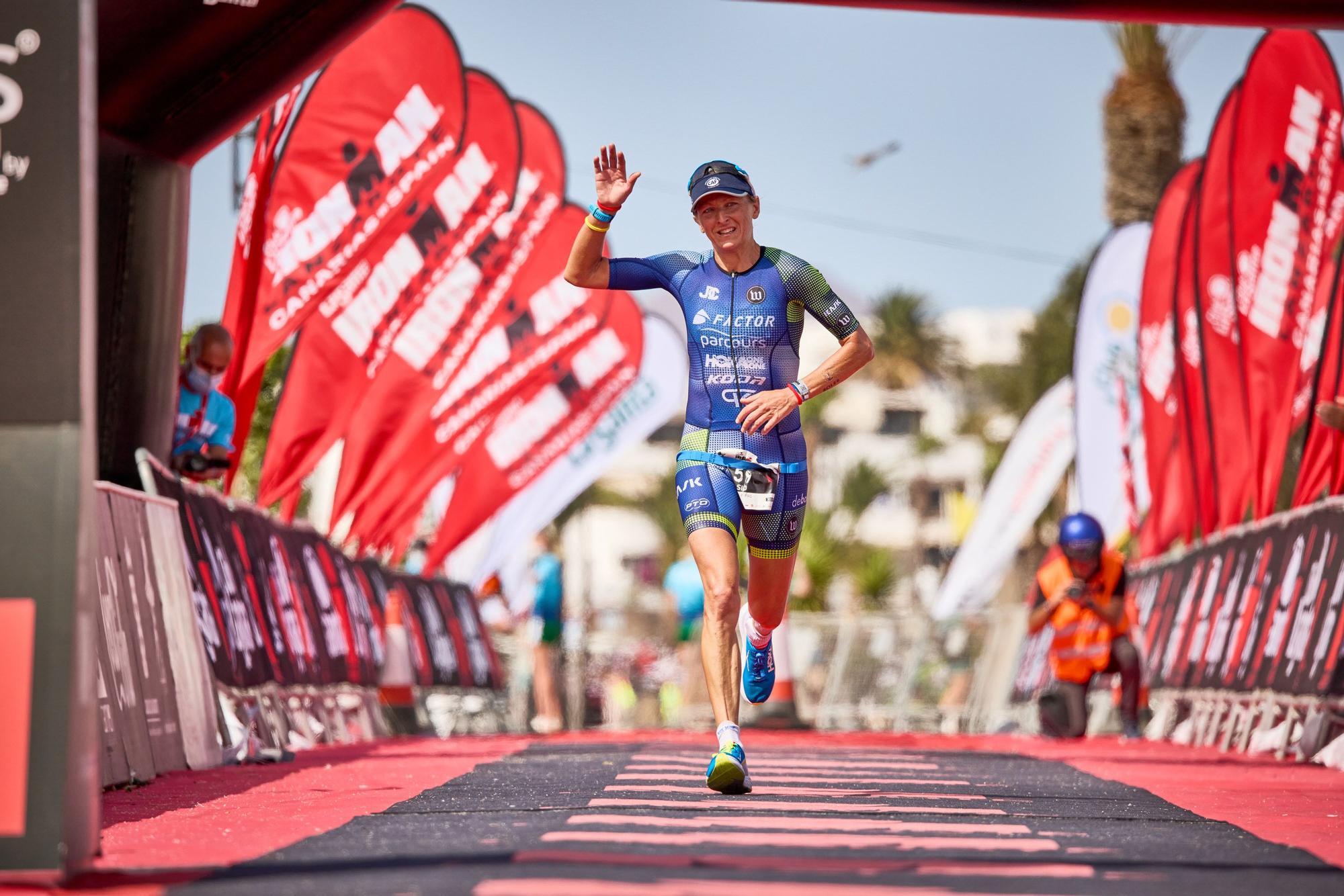 Ironman celebrado en Lanzarote (3/07/2021)