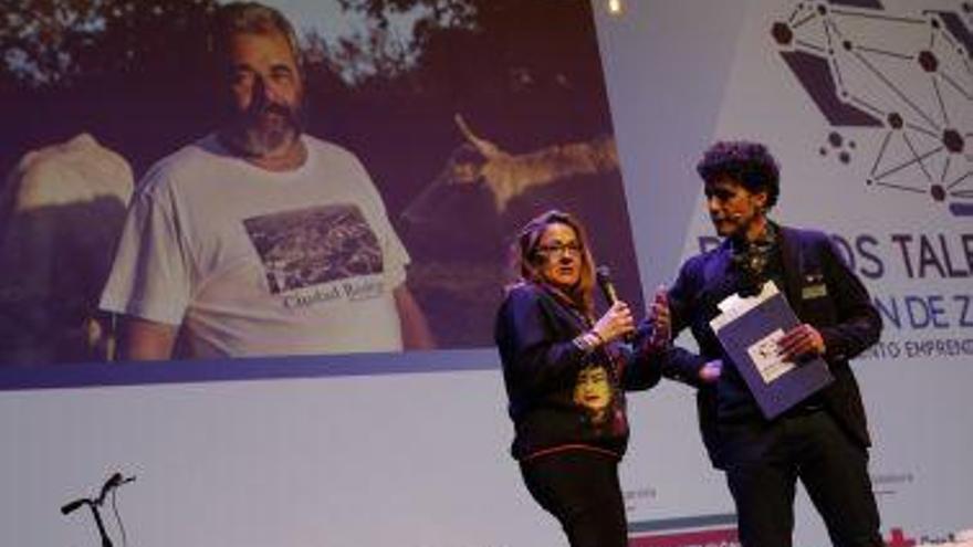 José Pinto, la gran ausencia de los Premios Talento de Zamora