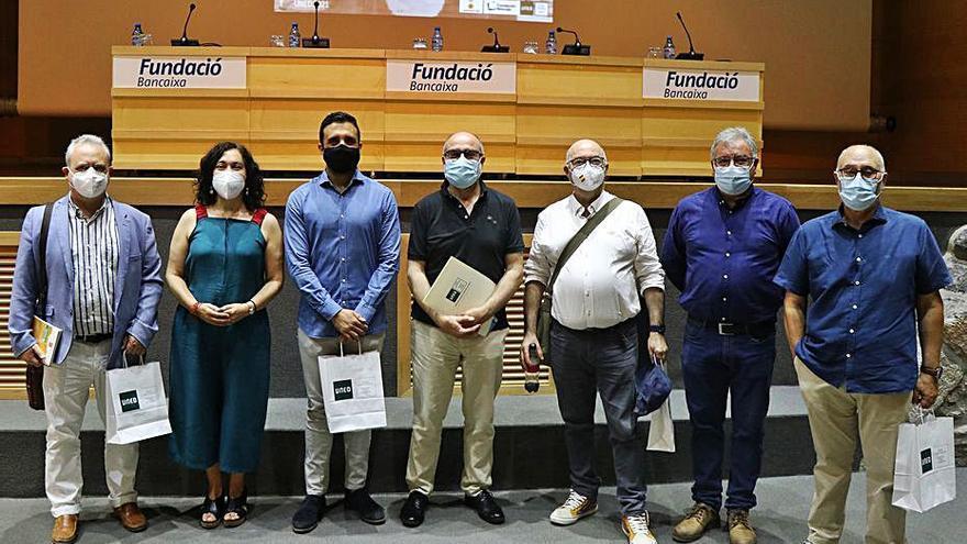 Alumnos de varios países seguirán un curso de la UNED en Sagunt