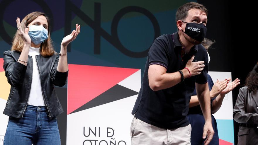 """Ione Belarra valora una Ley de Vivienda """"histórica"""", pero cree que el PSOE ralentiza el cambio"""