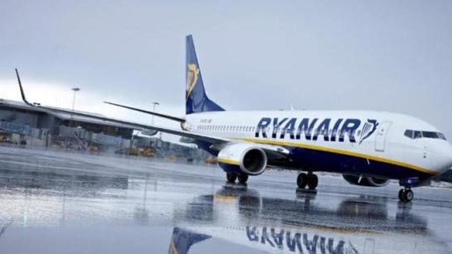 Mallorca-Flieger Ryanair befürchtet fast eine Milliarde Euro Verluste