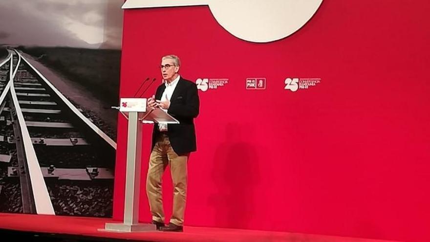 Ramón Jáuregui anuncia que abandona la política