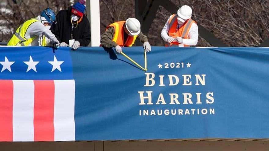 Pandemia, cambio climático y migraciones, entre las primeras medidas de Biden