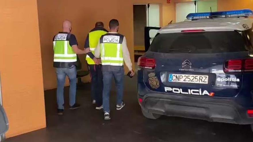 Detenidos cuatro fugitivos ocultos en Alicante en solo una semana