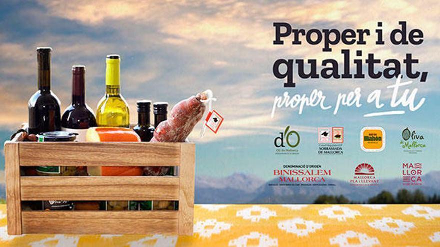 Campaña de promoción digital de los productos con sellos de calidad de las Illes Balears