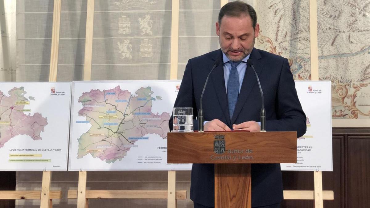 Inversión de 660 millones en 2019 para la línea ferroviaria de Extremadura dentro del Corredor Atlántico