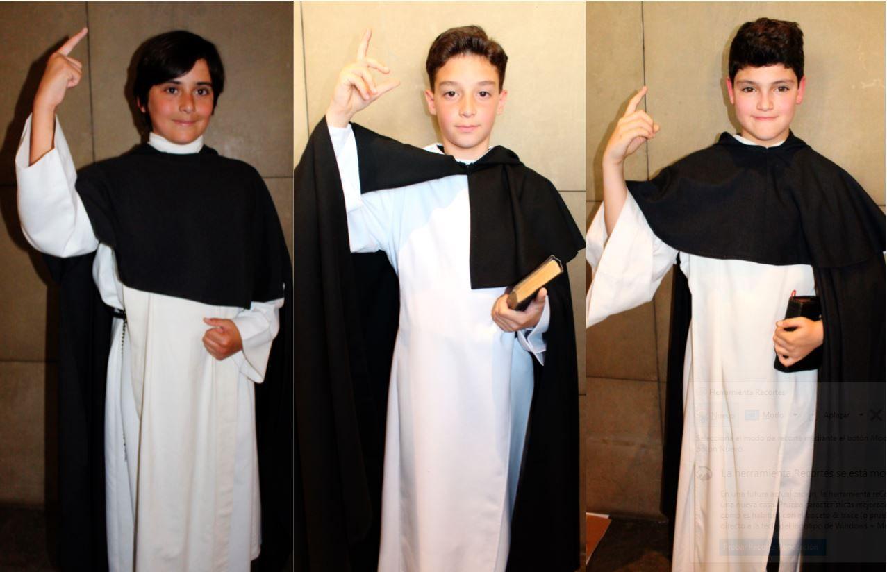 """Los últimos """"xiquets de Sant Vicent"""" (2017-2019)"""