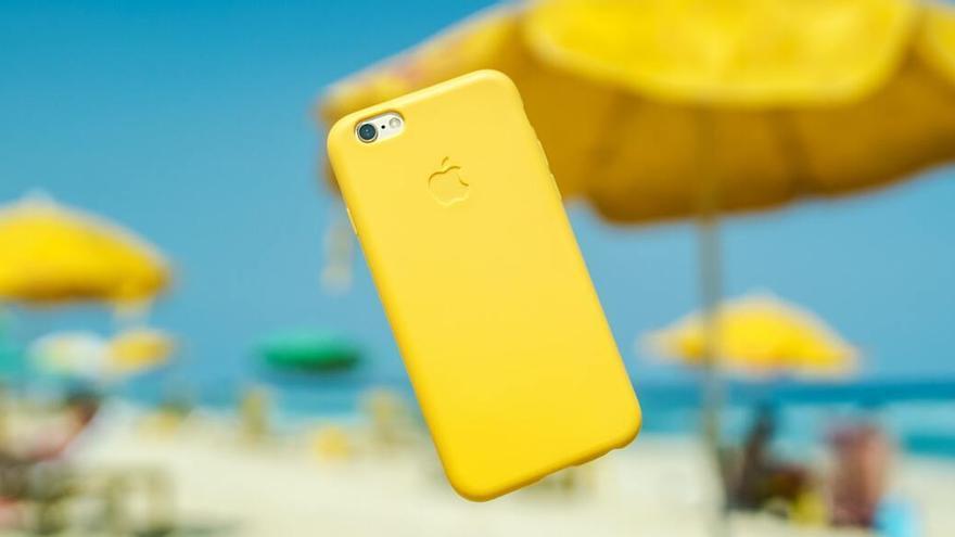 Móviles impermeables: Estos smartphones de Amazon aguantan salpicaduras y hasta se pueden mojar en playas o piscinas