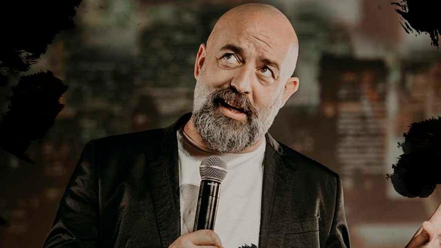 """Goyo Jiménez presenta """"Confusio"""" en Cinemacar Alicante"""
