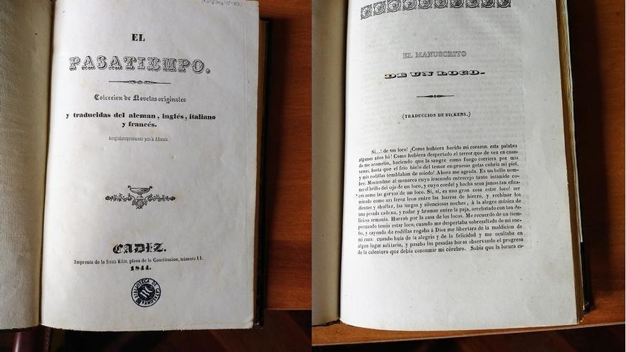 Hallan la primera traducción al castellano de un texto de Charles Dickens
