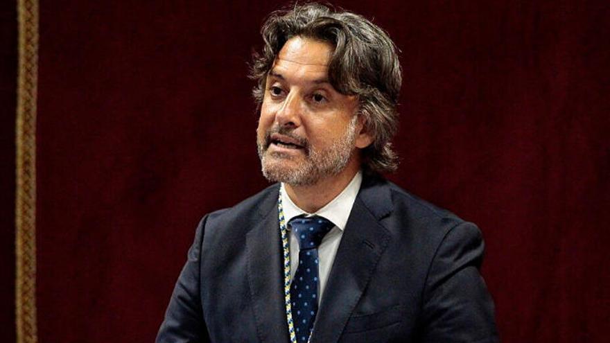 Gustavo Matos, reelegido presidente de los parlamentos regionales de Europa