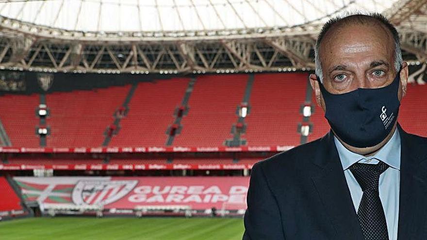El palo de Tebas a Florentino, Zidane y el Real Madrid