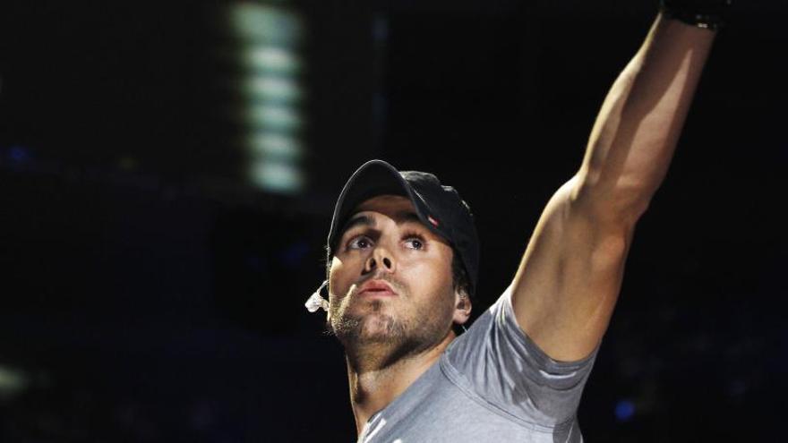 Enrique Iglesias programa en Madrid su único concierto en España en 2019