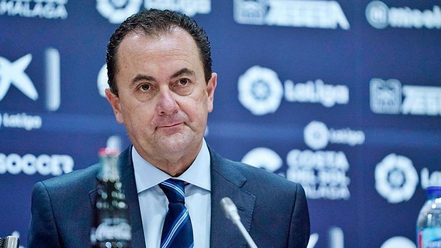 La tesorería del Málaga CF, al límite para finalizar la presente temporada