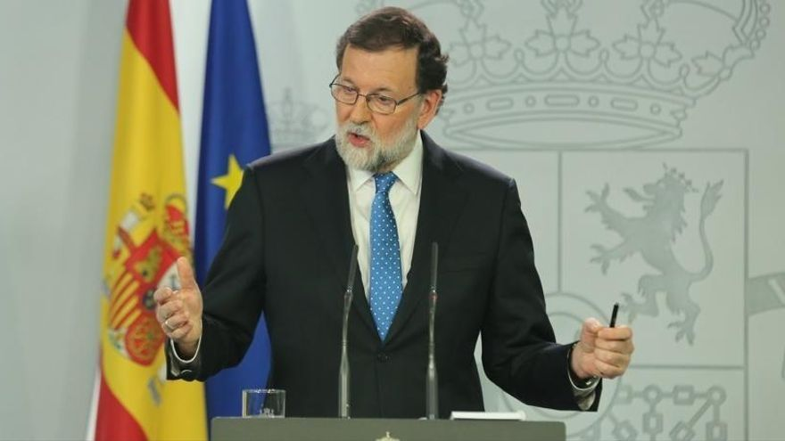 Rajoy situa la inestabilitat a Catalunya com a «única ombra» per al creixement