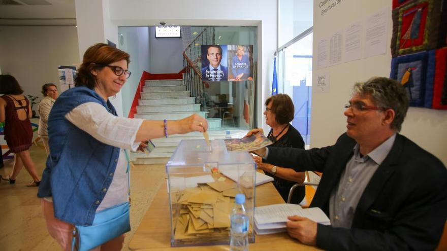 """Los votos valencianos en contra de la Francia """"que se encierra en ella misma"""""""