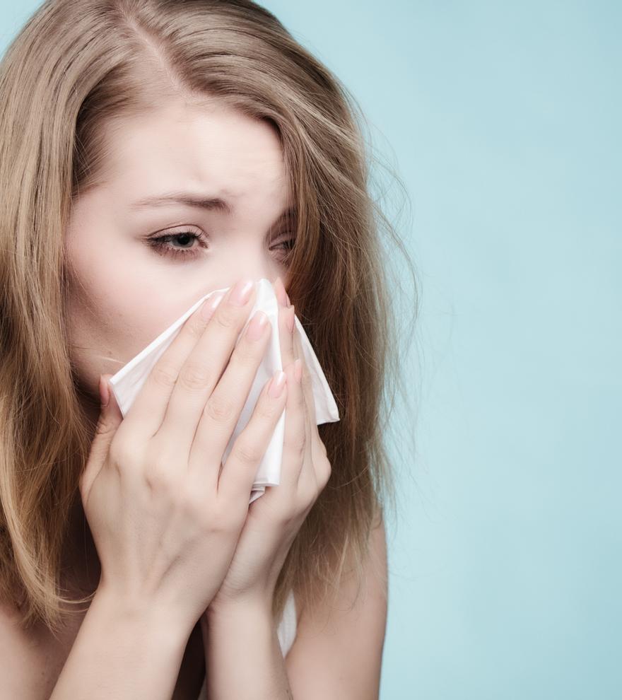 ¿Un resfriado? ¿O alergias?