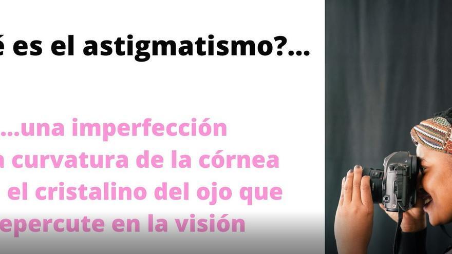 OFTÁLICA: Astigmatismo en niños