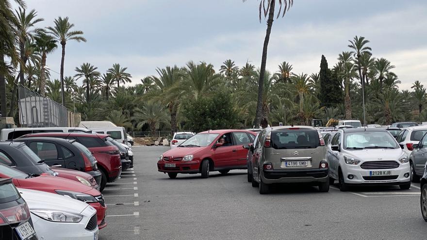 Comerciantes del centro rechazan que Candalix pase a ser un parking de pago