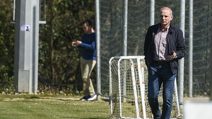 Ángel Martín González firma tres años con el Getafe
