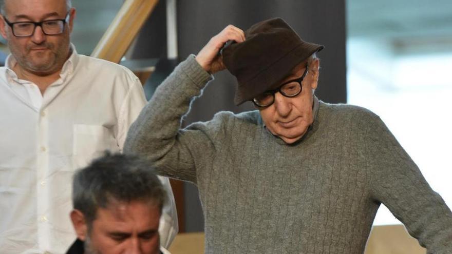 Woody Allen publica sus memorias: de la cena con el Rey al erotismo de Penélope