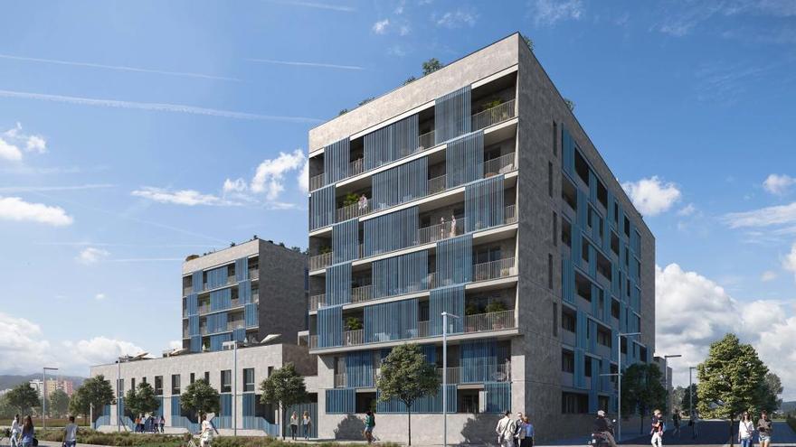 Metrovacesa iniciará en junio las obras de 550 viviendas en Nou Llevant