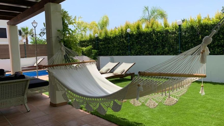 Casas que invitan al relax y al descanso en Guadalmina