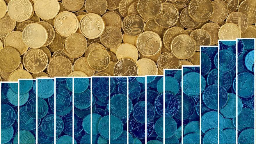Salario mínimo y pensiones suben más que los sueldos por convenio en Asturias