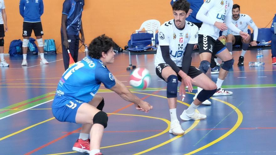 El UBE L'Illa-Grau mantiene el bloque para pelear por el ascenso a Superliga