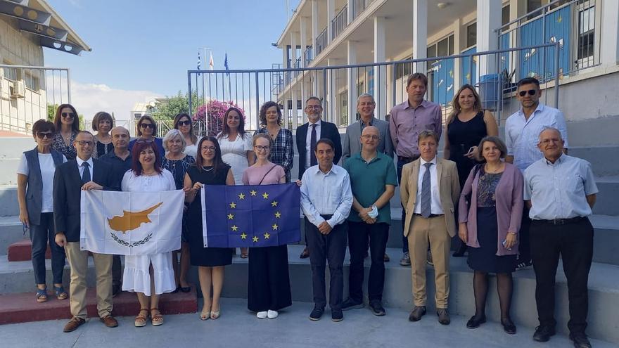 El IES Monastil de Elda retoma el proyecto Erasmus BIBESOIN
