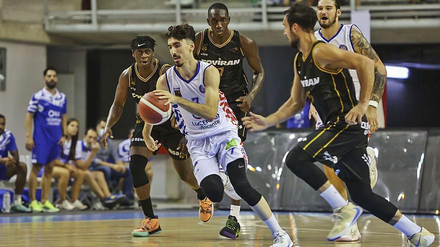Presentación: El HLA Alicante cierra la pretemporada con una derrota: 68-74