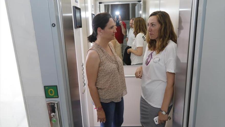 La Junta dedicará este año 1,66 millones de euros para ayudas a la rehabilitación