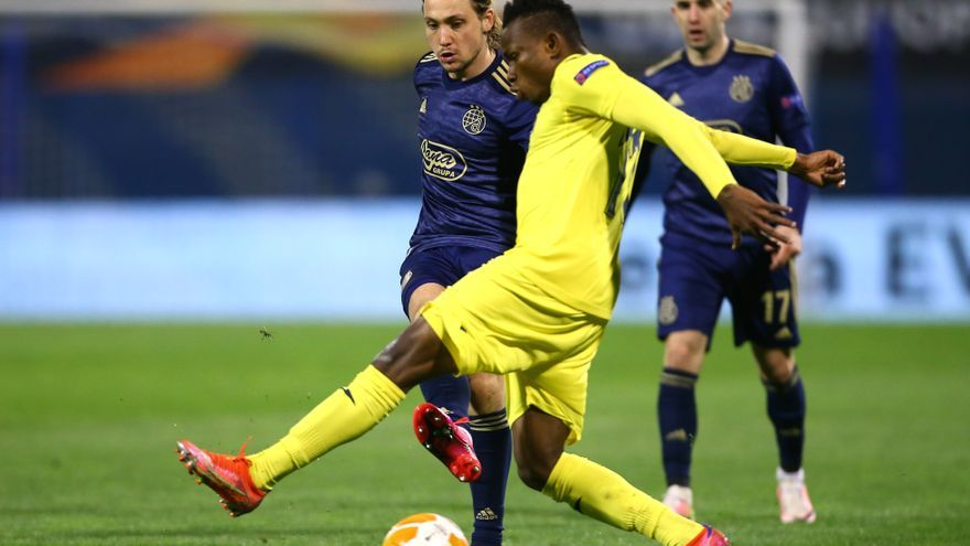 ¡Villarreal, peligro! El Dinamo de Zagreb, dispuesto a remontar en la Europa League